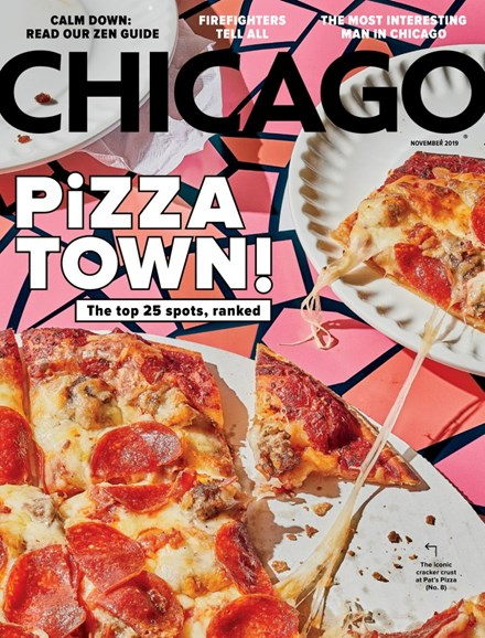 Chicago Magazine Cover - 11/1/2019