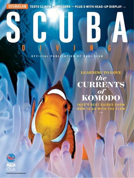Scuba Diving Cover - 11/1/2019
