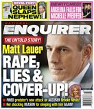 The National Enquirer | 10/28/2019 Cover