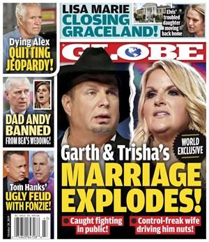 Globe Magazine   10/28/2019 Cover