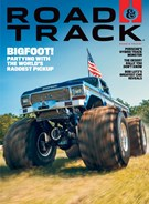 Road and Track Magazine 11/1/2019
