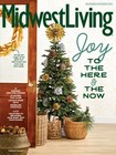 Midwest Living Magazine | 11/1/2019 Cover