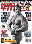 Muscle & Fitness Magazine 11/1/2019