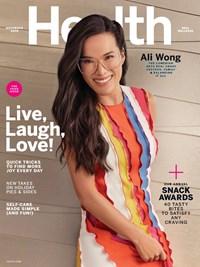 Health Magazine | 11/1/2019 Cover