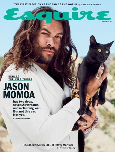 Esquire Cover - 11/1/2019