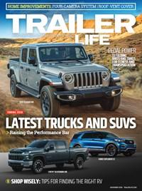 Trailer Life Magazine | 11/2019 Cover