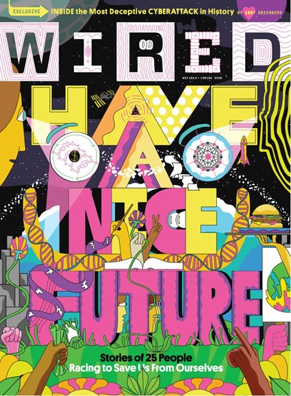 Wired Cover - 11/1/2019