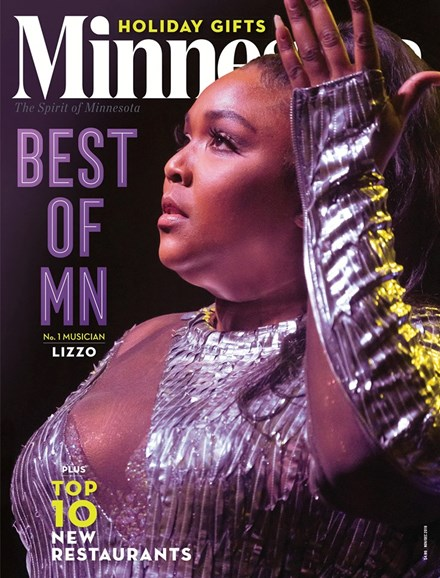 Minnesota Monthly Cover - 11/1/2019