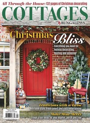 Cottages & Bungalows Magazine | 12/2019 Cover