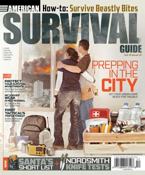 American Survival Guide Cover - 12/1/2019