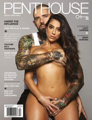 Penthouse Magazine | 11/2019 Cover