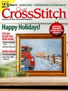 Just Cross Stitch Magazine 12/1/2019