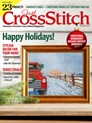 Just Cross Stitch Magazine | 12/2019 Cover