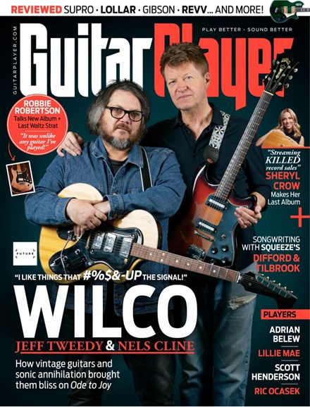 Guitar Player Cover - 12/1/2019