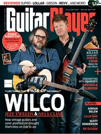 Guitar Player | 12/2019 Cover