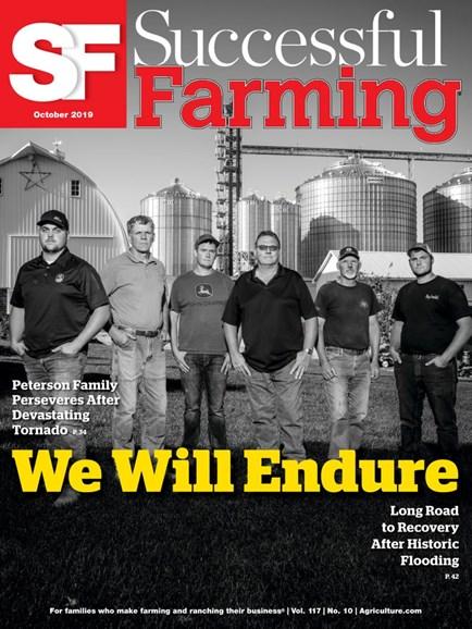 Successful Farming Cover - 10/1/2019