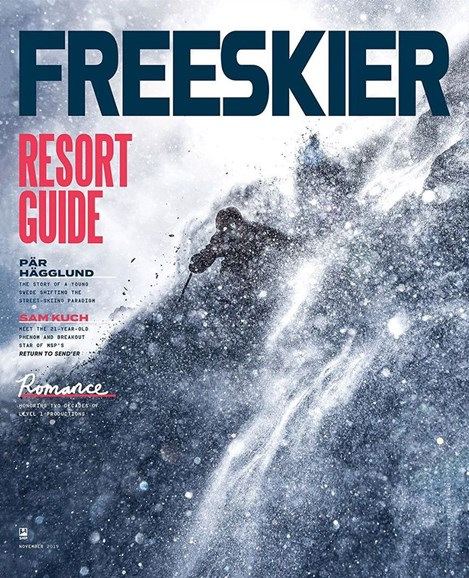 Freeskier Cover - 11/1/2019
