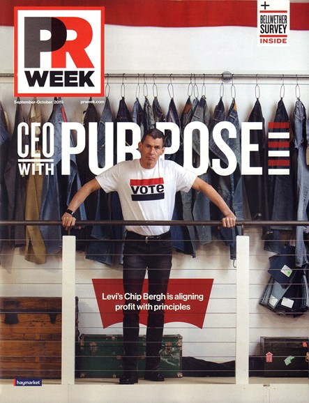 PRWeek Cover - 9/1/2019