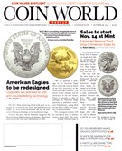 Coin World Magazine 10/28/2019
