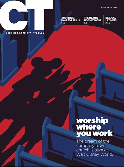 Christianity Today Cover - 11/1/2019