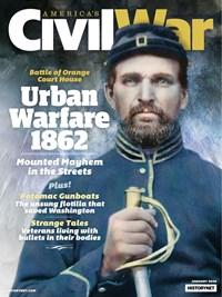 America's Civil War Magazine | 1/2020 Cover
