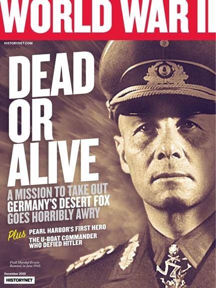 World War II Cover - 12/1/2019