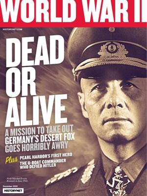 World War II Magazine | 12/2019 Cover