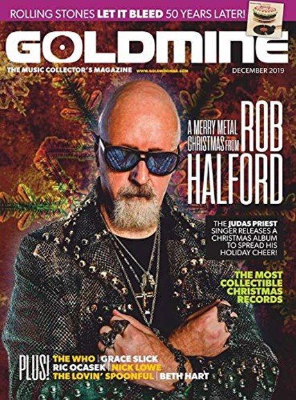 Goldmine Cover - 12/1/2019
