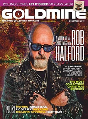 Goldmine | 12/2019 Cover