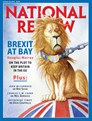 National Review | 10/28/2019 Cover