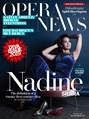 Opera News Magazine   11/2019 Cover