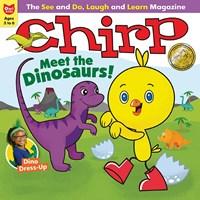 Chirp Magazine | 11/2019 Cover