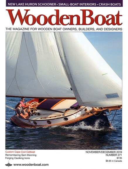 Wooden Boat Cover - 11/1/2019