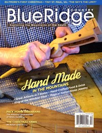Blue Ridge Country Magazine | 12/2019 Cover