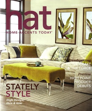 Home Accents Today Magazine | 10/2019 Cover