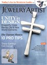 Jewelry Artist Magazine | 11/2019 Cover