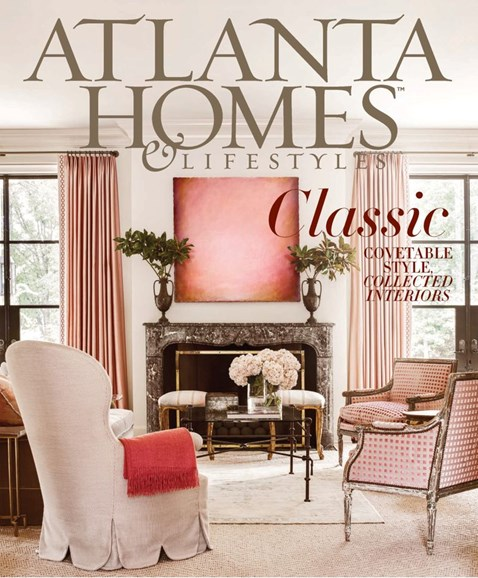 Atlanta Homes & Lifestyles Cover - 11/1/2019