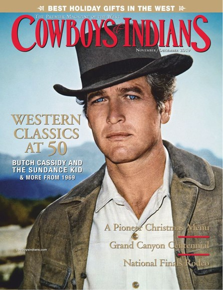 Cowboys & Indians Cover - 11/1/2019