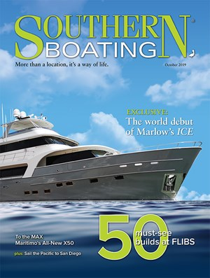 Southern Boating Magazine | 10/2019 Cover