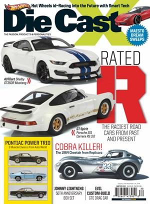 Diecast X Magazine | 12/2019 Cover