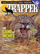 Trapper & Predator Caller   10/2019 Cover