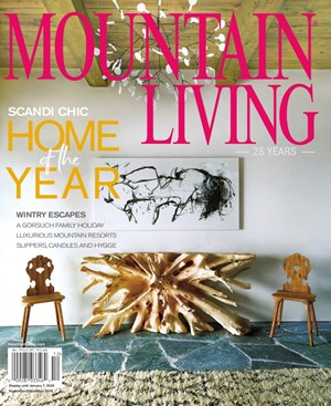 Mountain Living Magazine | 11/2019 Cover