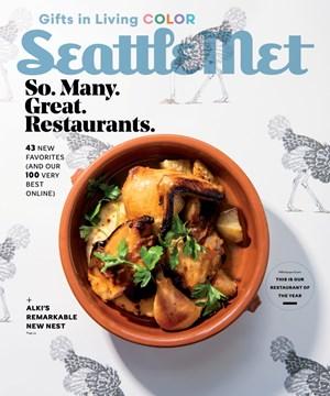 Seattle Met Magazine | 11/2019 Cover