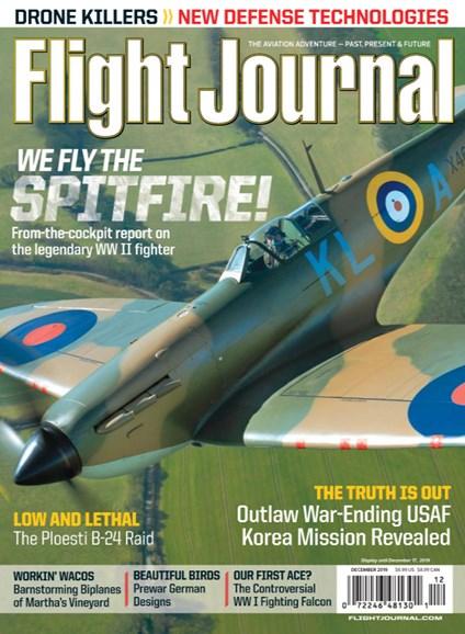 Flight Journal Cover - 12/1/2019