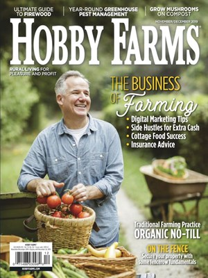 Hobby Farms | 11/2019 Cover