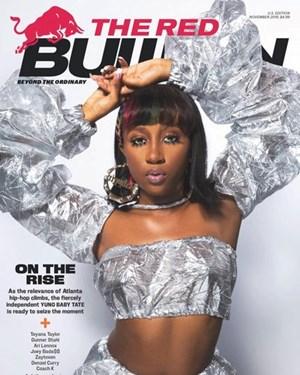 Red Bull Magazine   11/2019 Cover