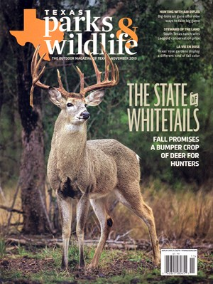 Texas Parks & Wildlife Magazine | 11/2019 Cover