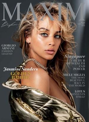 Maxim Magazine | 11/2019 Cover
