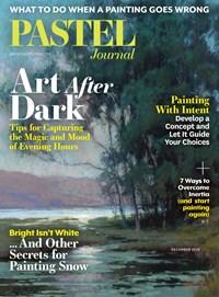 Pastel Journal Magazine | 11/2019 Cover