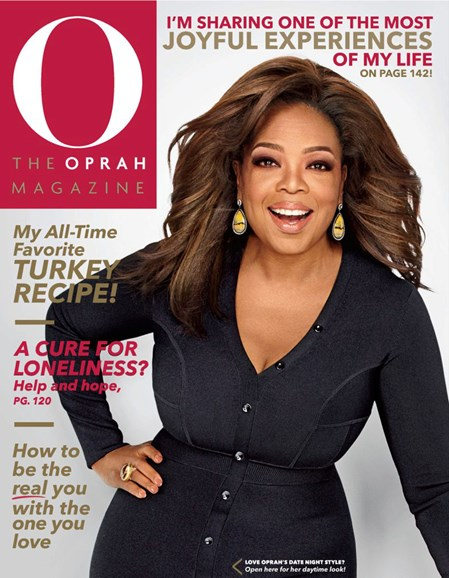 O The Oprah Cover - 11/1/2019